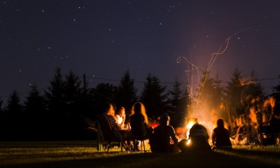 Camp Fire in Summer-campfireHow to Build A Campfire | featured