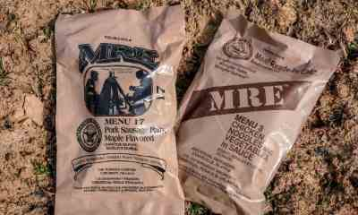 The Meal, Ready-to-Eat (MRE) packets - a self-contained | HOW TO MAKE DIY MRE'S FOR YOUR BUG OUT BAG | featured
