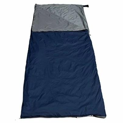 2. Der CAMTOA Hüttenschlafsack – ein ultraleichter Kokon für laue Temperaturen