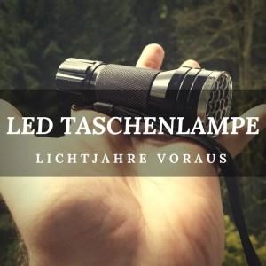 beste LED taschenlampe