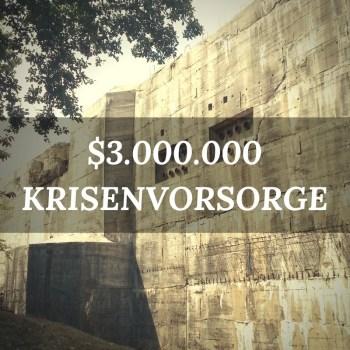 3 Mio Dollar Krisenvorsorge - Prepping für Reiche und Schöne