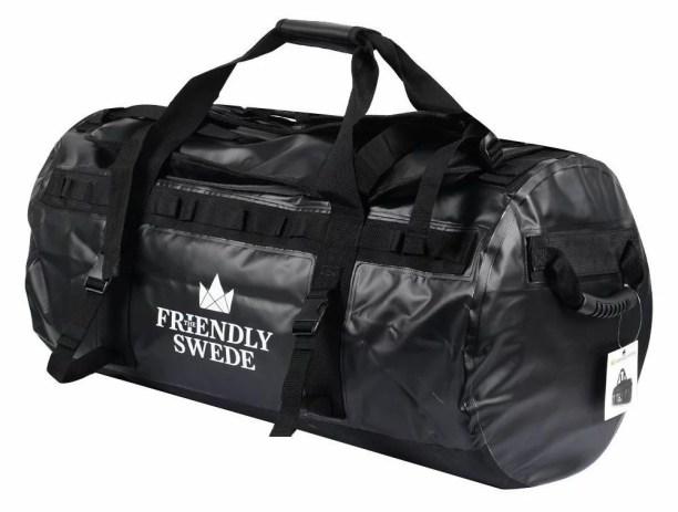 The Friendly Swede Duffel Dry Bag wasserfeste Reisetasche