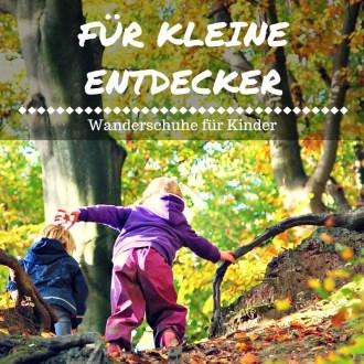 Wanderschuhe für Kinder - Die besten Hiking Boots im Vergleich 2017