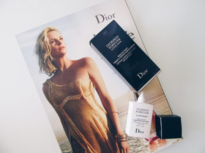 Dior primer open