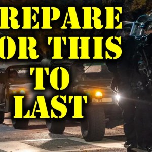 Don't Panic But Be Prepared For Anything | Prep For This To Last