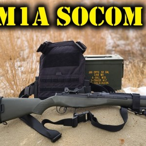 M1A SOCOM 16 SHTF RIFLE | A Prepper Firearm