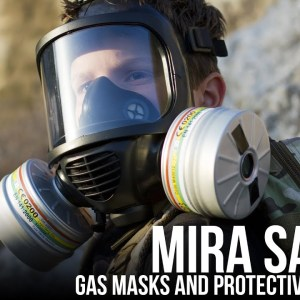 Mira Safety Gas Masks and Protective Equipment