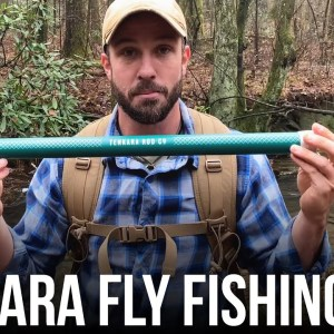 Tenkara Fly Fishing Rod - The Ultimate Bugout Fishing Setup!