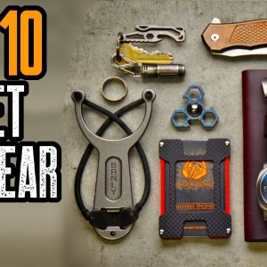 Top 10 Best Budget EDC Gear 2021! Everyday Carry Gadgets 2021!