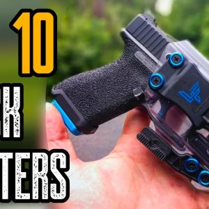 TOP 10 BEST GLOCK 19 HOLSTERS ON AMAZON 2021