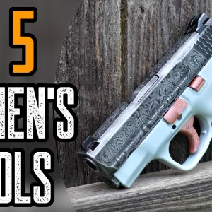 Top 5 Best Concealed Carry Handguns For Women