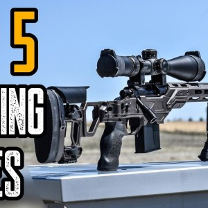 TOP 5 BEST HUNTING RIFLES 2021 (BOLT ACTION RIFLES)