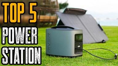 Top 10 Best Solar Generators 2021| Best Portable Power Station 2021!