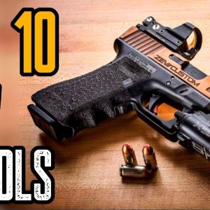 Top 10 New Pistols for Concealed Carry & Combat