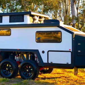TOP 5 AMAZING OFF ROAD CAMPER TRAILER 2020