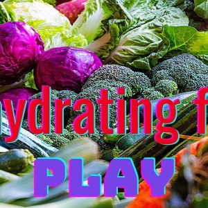 DEHYDRATING FOR FOOD STORAGE