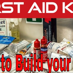 How To Build Your Own First Aid Kit: Very Simple and Easy! Watch and Learn! #Shorts
