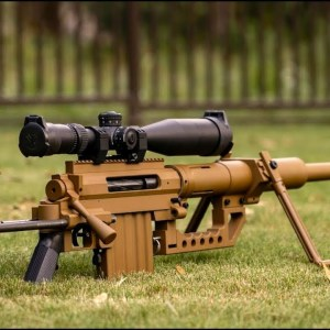 TOP 10 BEST SNIPER RIFLES IN THE WORLD