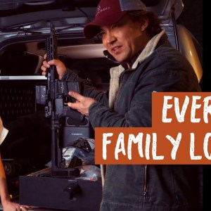 Fieldcraft Survival: Everyday Family Loadout