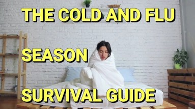 How To Cure Hypothyroidism - Home Remedies. The Cold And Flu Season Survival Guide