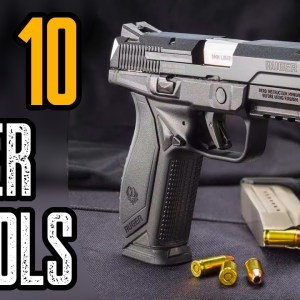 TOP 10 BEST RUGER HANDGUNS 2021