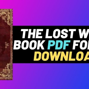 The Lost Ways Book (PDF Format Download)🌿🍂🌱🌿 The Lost Ways 2021 Update Claude Davis.