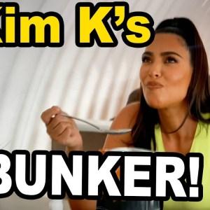 Kim Kardashian meets Doomsday BUNKER BUILDER!!!