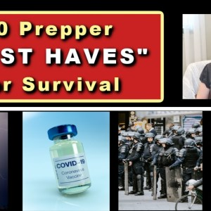 10 PREPPER MUST HAVES TO STOCKPILE FOR SURVIVAL | PREPPING 2021 #prepping #stockpile #survival2021