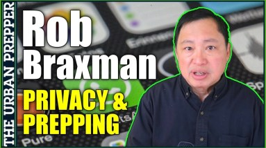 Rob Braxman Tech: Prepping, Internet Privacy, Off-Grid COMMS, & more!