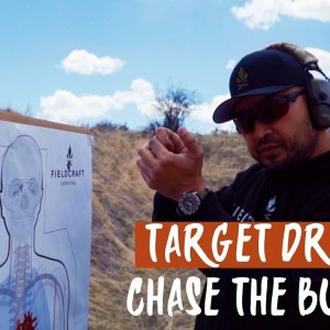 Fieldcraft Survival Target Drills - Chase the Bullet