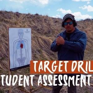 Fieldcraft Survival Target Drills - Student Assessment Drill