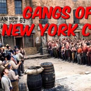 Gangs Of New York City
