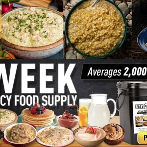 Long Term Survival Food from My Patriot Supply discount!