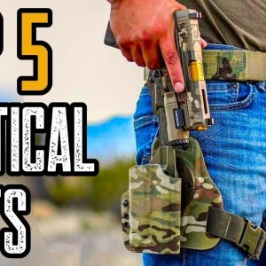 TOP 10 BEST EDC TACTICAL BELTS ON AMAZON 2021