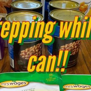 210617 Prepper Pantry Haul   Emergency Food!