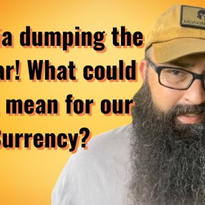 Russia dropping the Dollar! What that could mean for our Currency?