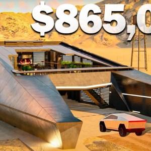 The Cyberhouse: An $865,000 Doomsday Bunker