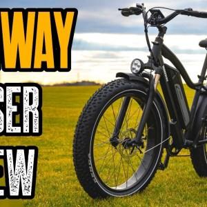 Himiway Cruiser 250W e-bike Review | Best Budget Fat Tire Electric Bike 2021