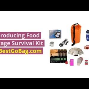 Food Storage Survival Kit 3