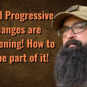 Rapid progressive changes are happening! How to not be part of it!