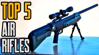 TOP 5 AIR RIFLES 2021 | BEST AIRGUNS FOR HUNTING 2021