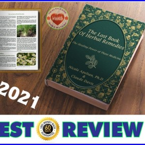 Claude Davis's The Lost Book of Herbal Remedies Honest Review - SCAM or LEGIT