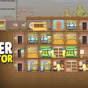 Prepping My Secret Underground Bunker for Big Money | Basement Tycoon Bunker Builder Simulator