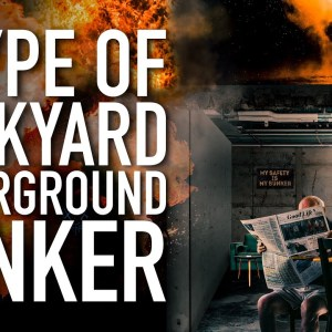 5 Type Of Backyard Underground Bunker You Should Build | Doomsday Preppers