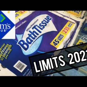 Warning! Preppers - Limits On Food and Other Items | Get What You Need Now!