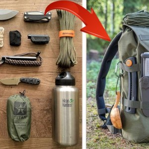 Top 10 Ultimate Urban Survival Kit & Bug Out Bag Gear Essentials
