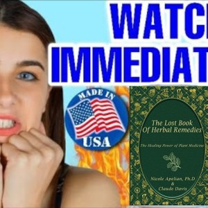 The Lost Book of Herbal Remedies Review  ❌ Don't Buy The Lost Book of Remedies Before Watching This!