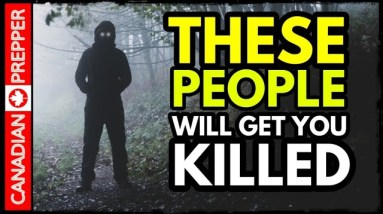 90% Will Be Victims: Beware of These People After SHTF