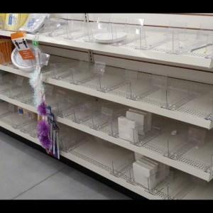Empty Shelves | Dollar Tree | Food Shortage | Prepping 2021 | Panic Buying | Prepper Pantry