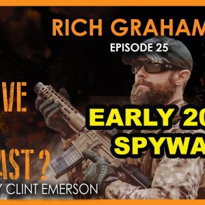 Full Spectrum Warrior's Rich Graham on EMP Weapons | Can You Survive This Podcast w/ Clint Emerson